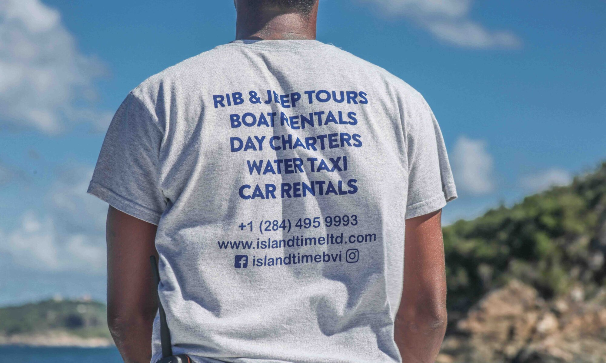 Island Time - Power Boats - Car Rental - Water Taxi - Tours